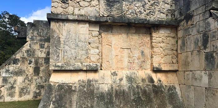 The lost codex of an entire civilization…