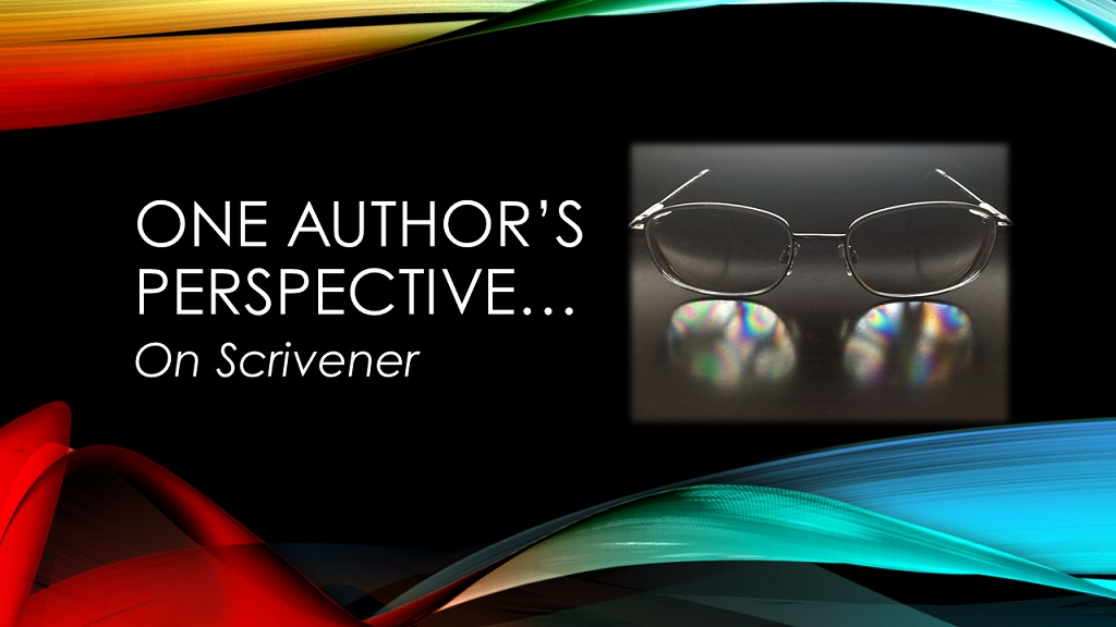 One Author's Perspective on Scrivener